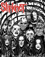 slipknot by RidiculousArts