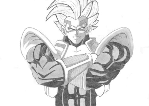 Bebi Vegeta by BIBSoN