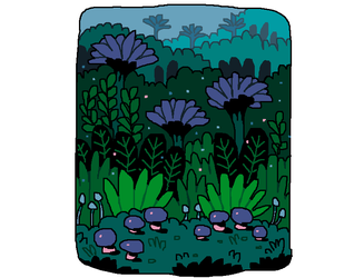 Forest by Mossworm
