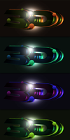 3D-special logo by MagicMode