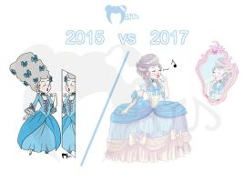 Draw this again -  Rococo by the-marou
