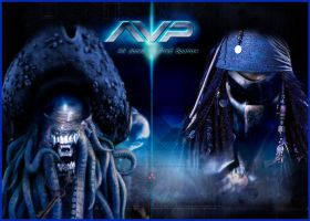 AvP 3: At Space's End by lianit