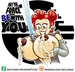 May the Force BE with you by paploman