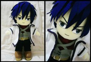 Gray Fullbuster Plushie by renealexa-plushie