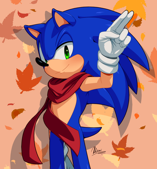 Autumn by Myly14