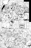 IDW TF AHM 11 - P. 4 by GuidoGuidi