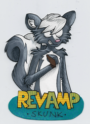 Revamp badge by wimpod