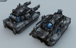 Heavy Armor Float - TANK Rev2 by eRe4s3r