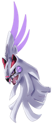 C: Silvally Mascot by WolfChagas