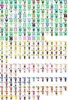 Project Diva Cursors (v3) by pineapplecupcakes