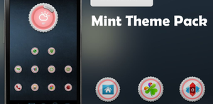 Mint Theme Pack for Android by bagarwa