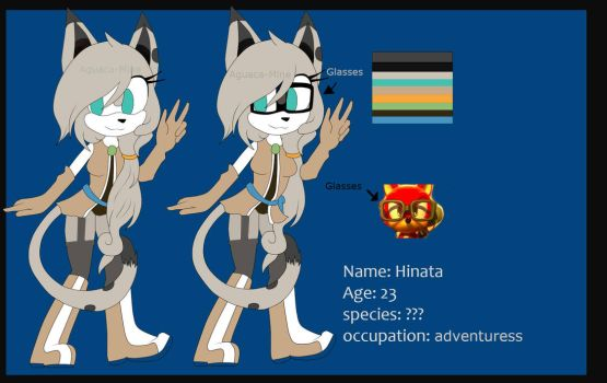 .: Hinata reference:. by Aguaca-MIne