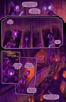 Dreamkeepers Saga page 394 by Dreamkeepers