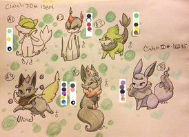 Pkmnation Cluching mess by kitzune-griffith