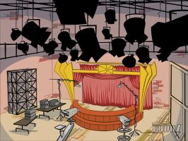 Puppetshow Theatre by ultrapaul