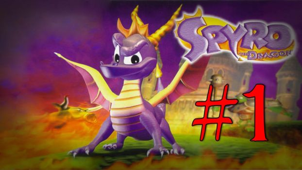 The Adventure Begins - Let's Play Spyro The Dragon by ChristianDragoon