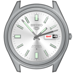 Seiko 5 Watch by barkerbaggies