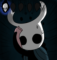 A silly Hollow Knight meme by Psyknight72