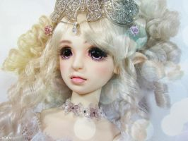 RML BJD Snow Princess =Fairy= by RMLBJD