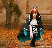 Midna at Castle Grounds 01 by xAtashix