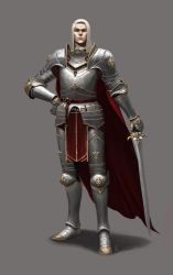 Noble Knight by dimelife