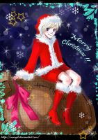 APH Merry X'mas by MaryIL