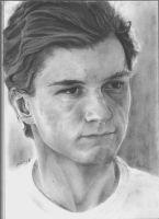 Tom Holland by meidybob