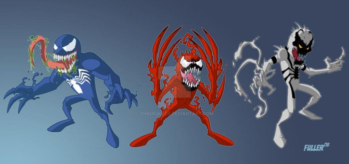 LiL Symbiotes by Chadfuller