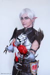 COSPLAY - Fenris V by marinecosplaybr