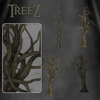 Treez by zememz