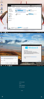 Windows 8 Starter Screenshot (September 6, 2013) by aportz19