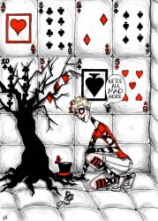 Padded House of Cards by AugustPsylence