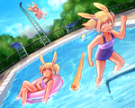 Summer time fun by Julius-and-Friends