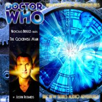 Custom Big Finish Doctor Who: Clockwise Man by spanishyoda