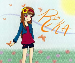 Only Rika by the-dreamer-emili