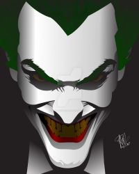 The Joker by felluponthieves