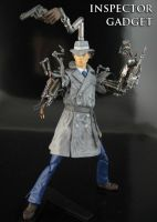 Go go Gadget everything by Jin-Saotome