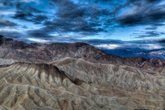 Death Valley California by mspivak