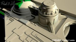 My Version Of Kronos 1 Study Model part 73 by XFozzboute