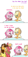 You Are What You Eat? MLP Comic by TheCrystalRing