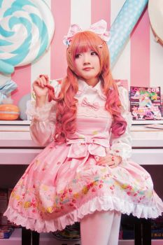 Sweet lolita - I want some tea by meipikachu