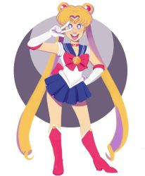 Sailor Moon Print by JICheshire