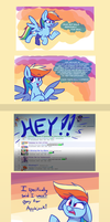 Rainbow Comic (All Parts) by Heir-of-Rick