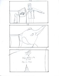 Aquarium of the Pacific storyboard 6 by fanime1