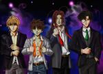 Boys in a Club by InTheAfterAll