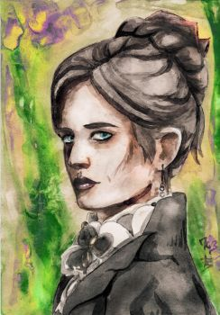 Vanessa Ives by Soukyan