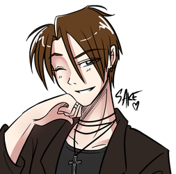 Male Chelsey by TheSakeBobomb