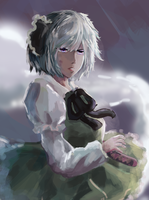 Another Youmu by Ayamon