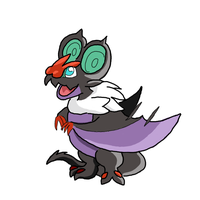 Noivern for Gearpunk by GECKO-Nuzlockes