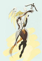 Mercy by lemon5ky